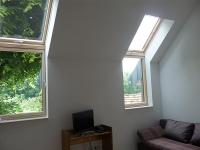 Große Fenster für großartige Sicht