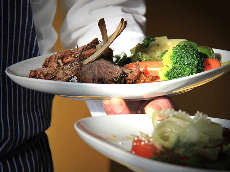 Saisonale Küche